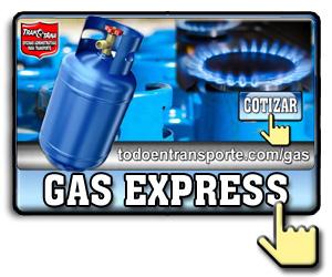 Recarga de gas a domicilio