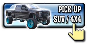 Llantas LTR para Pick-Up y SUV