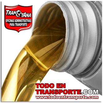Me pueden cambiar el aceite y lubricante de motor y de transmision?