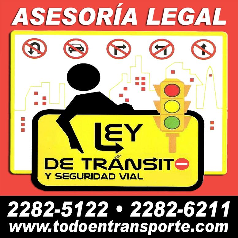 Lee el articulo completo Necesita Asesoria Legal sobre la Nueva Ley de Transito?