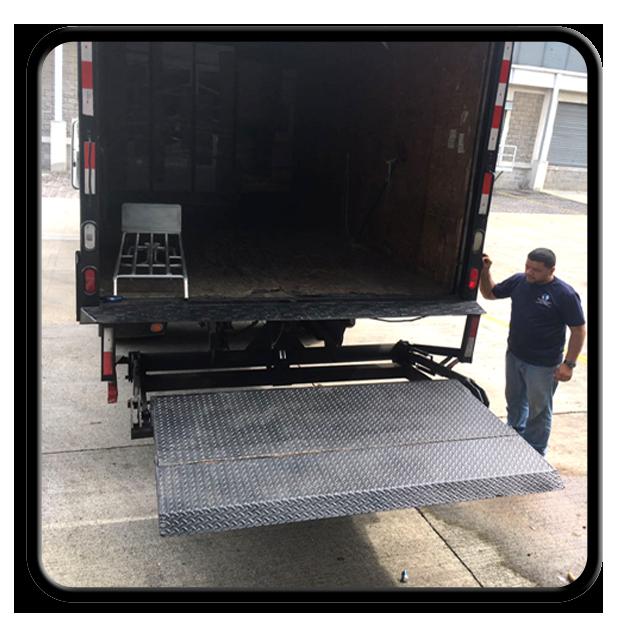 Necesita personal adicional para carga y descarga en almacenes fiscales?