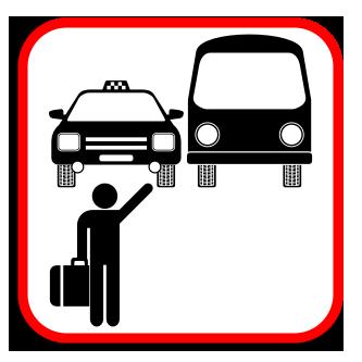 Transporte Taxi y Microbus
