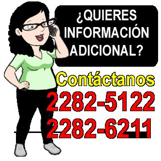 Como puedo obtener mas informacion sobre el servicio que ofrecen?