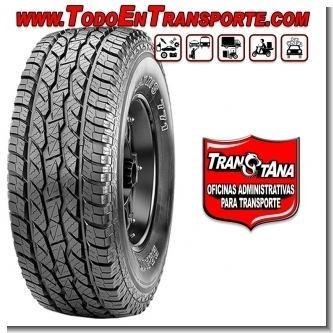 LLANTA / TIRE AT771 TIPO LTR PARA PICK-UP / SUV ARO / RIN 16
