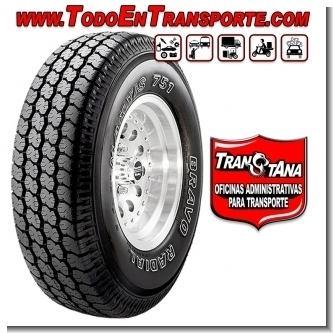 "TIRE016:  LLANTA / TIRE MA751 TIPO LTR PARA PICK-UP / SUV ARO / RIN 14"" ANCHO 27MM. SERIE 8.5 MARCA MAXXIS"