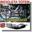Bicicleta Montanera numero 29