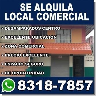 Lee el articulo completo Informacion  Local Comercial en el centro de Desamparados