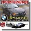 Sedan BMW 328i 2000 - Precio 7,000,000 - (506) 2282-5122 / (506) 2282-6211