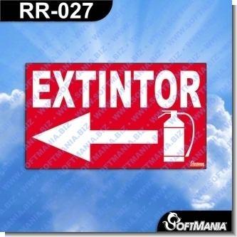 Lee el articulo completo Rotulo Prefabricado - EXTINTOR VERSION 06