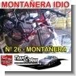 Bicicleta Montanera numero 26