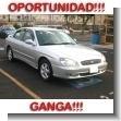 SE VENDE:  Automovil Hyundai SONATA 2001 (1 solo dueno)