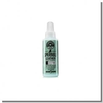 CG19082001:  Limpiador y Humectador de Cueros en Spray (4oz) - Chemical Guys