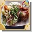 Menu Catering Service - 03 - Filet de pollo capresse