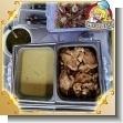Menu Catering Service - 02 - Gordon Blue de jamon y queso en salsa blanca con hongos