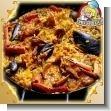 Menu Catering Service - 17 - Paella de mariscos