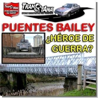 Lee el articulo completo NOTICIAS - Puente Bailey... Heroe de guerra?